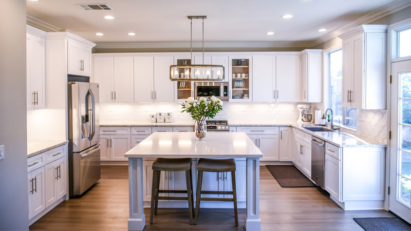 white-wooden-cupboards
